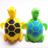 Water Winding up Toys Clockwork Swim Turtle Chain Toys