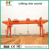 Heavy Duty Double Girder Gantry Crane for Construction