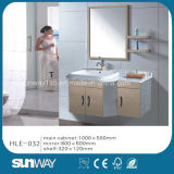 Hot Sell Stainless Steel Bathroom Vanity with Mirror