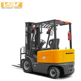 Vsm 2.5t 3m-6m Lithium Battery Electric Forklift Truck with Ce