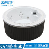 Economical Ordinary-Style Outdoor Massage SPA Round Tub (M-3380)