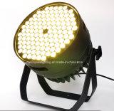 DMX LED PAR Light 120*3W Warm White and White 2in1 LED for Wash Lighitng