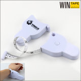 60 Inch (1.5m) Body Tape Measure with Your Company or Logo---Measuring Fat and Muscle