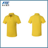 OEM Customized Knitted Men Polo T-Shirt