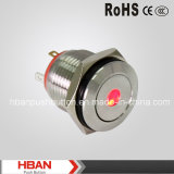 DOT LED Illuminated Push Button Switch