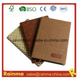Leather Cover Paper Notebook for Promotional Gift