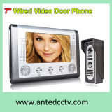 Video Door Phone Intercom Doorbell with 7 Inch LCD Monitor