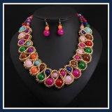 New Item Glass Beads Fashion Necklace Jewelry Set
