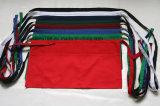 Restaurant Waist Cloth Kitchen Apron with 3 Pockets