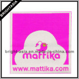 Custom Make Lovely Woven Label for Clothing Label (BYH-10201)