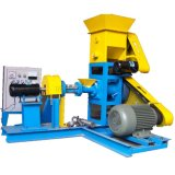 40kg/h most stable feed extruder floating fish feed pellet machine