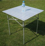 Lightweight All-Aluminum Alloy Folding Table