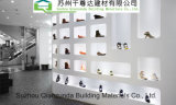 Artificial Stone Display Case, Display Stand for Shopping Mall, Shoes Display Cabinet