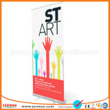 Outdoor Advertising Economics Custom Roll up Stand