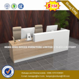 High Glossing Executive Office Desk Metal Leg Office Furniture (HX-8N1755)