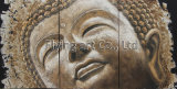 Oil Painting Group Buddha Wall Decor