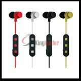 Magnetic Sensor Switch Bluetooth Earphone Sweatproof Wireless Stereo Sound for iPhone and Laptops (BT-41)