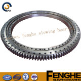 China Manufacture Internal Gear Slewing Ring Bearing Rothe Erde Replacement