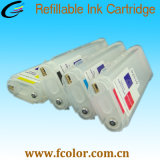 Refillable Ink Cartridge for Designjet 500 800 Printer Cartridge