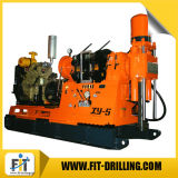 Deep Hole Drilling Core Extraction Drilling Rig