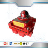 Pneumatic Valve Accessories Limit Switch Box