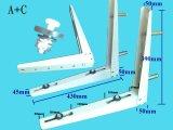 AC Air Conditioner Outdoor Support Brackets