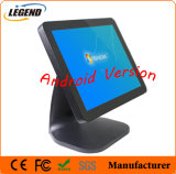 J1900 Capacitive Touch 15 Inch Msr Point of Sale Cash Register All in One POS Terminal