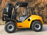 3.5ton 4 Wheel Drive Rough Terrain Forklift