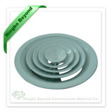 Round Ceiling Circular Return and Supply Air Diffuser for Kitchen Ventilation