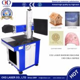 30W CO2 Laser Marking Machine Best Price for Embroidery Textile