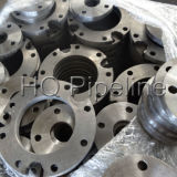 ANSI/DIN/En1092 Forged Carbon/Stainless Steel Pn10/16 Welding Neck/Blind/Slip on/Flat Plate/Socket RF/FF Pipe Flanges