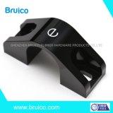 Autopilot Metal Bracket, CNC Machining, Black Anodized Aluminum Machining Parts
