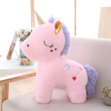 Pink Plush Unicorn Toy- Plush Toy, Stuffed Animal Toy