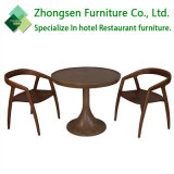 Bespoke Modern Nordic Design Ash Solid Wood Wooden Furniture Table Chair for Hotel Lobby Lounge Fast Food Restaurant Dining Room Cafe