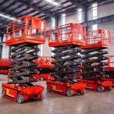Construction Machinery Two Post Car Lift, Passenger Vehicle Goods Manlift Elevator Lift