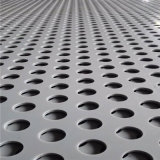 Factory Customized High Carbon Steel Decorative Metal Sheets Circle Perforated Metal Mesh