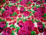 100%Polyester Microfiber Double Brushed Disperse Printed Fabric to Pakistan