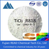 The Manufacturer Provides a Covering Power for Low Oil Absorption and Low Rutile Type - Titanium Dioxide R818