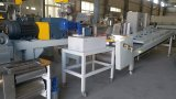 Cr Compact Drum Cooling Band Belt Conveyor of Powder Coating