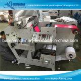 Single/One Color Flexo Label Printing Machine Printing Logo