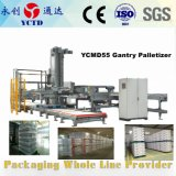(YCMD55)pillar type stacker crane, LCD corlor screen automatically operation, small space occupied, stacking easily