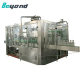 Automatic Beer Soft Drink Glass Bottle/Tin Can Filler Production Line