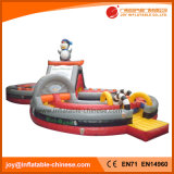 2018 Inflatable Giant Bouncy Game Amusement Park (T6-109)