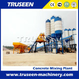 Hzs35 Stationary Ready Mix Concrete Batching Plant for Sale