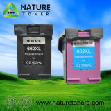 Compatible Brand New Ink Cartridge CZ105al (No. 662XL BK) , CZ106al (No. 662XL C) for HP Printer