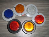 LED Round Side Marker Clearance Lamp
