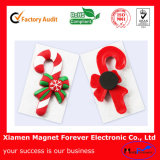 Customize Cute Rubber Fridge Magnet as Christmas Ornament