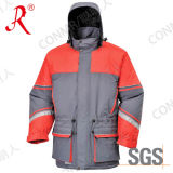 Waterproof and Breathable Ski Jacket for Winter (QF-608)