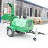 40HP Self Power Hydraulic Wood Chipper, Wood Crusher Chipper Dwc-40