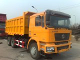 China Heavy Duty Truck 6X4 Brand New Shacman Tipper Truck